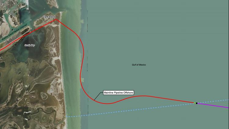 Rough seas delay completion of Enbridge Inc 's Valley