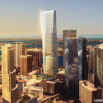 Three projects under consideration in Miami, including 92-story tower (Renderings)