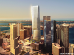 Three projects under consideration in Miami, including 92-story tower