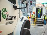 Downtown power outage affects 950 customers, Ameren says