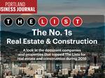 Tour the 13 entities that ranked No. 1 on our 2016 real estate and construction lists