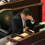 No repeal of HB2, special session ends in acrimony (PHOTOS)
