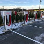 Tesla picks Morrow County for 2nd Central Ohio supercharger station