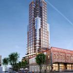 North Market's 35-story tower backed by developers with deep experience