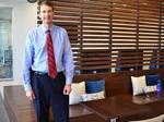 Executive Voice: Duke Energy leader stays on the run