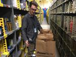 A behind the scenes look at Amazon's Minneapolis Prime Now hub (slideshow)