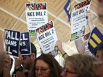 One year later: A recap of HB2's pivotal moments (PHOTOS)