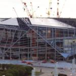 Arthur Blank's for-profit releases new drone footage of Mercedes-Benz Stadium (Video)