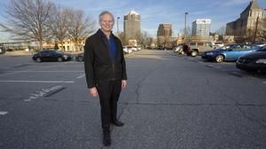 Roy Carroll: 'There's no backing up' on $200M Wilmington project