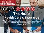 Scope out who ranked No. 1 on our 9 health care and insurance lists of 2016