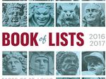 Face-off: Name the locations on cover of this year's Book of Lists and win