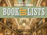 Milwaukee Business Journal Book of Lists mailed to subscribers this week