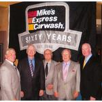 Mike's Carwash co-founder dies