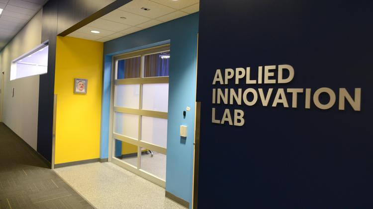 Inside Medtronic's applied innovation lab — and its 360