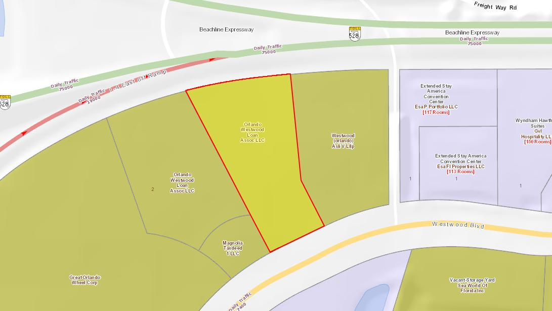 SeaWorld Orlando-area to get new TRU Hotel, a Hilton nd ... on motel 6 map, staples map, red roof inn map, homewood suites map, comfort inn map,