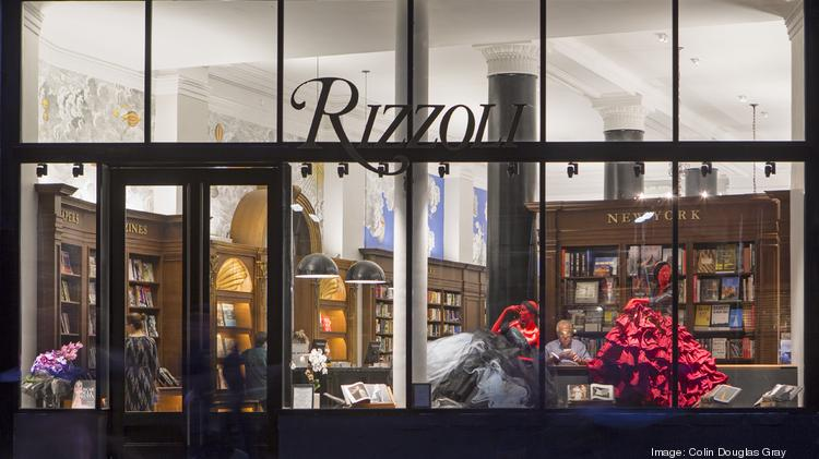 Resultado de imagen para rizzoli bookstore