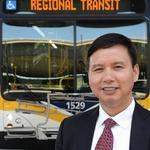 Regional Transit's Li outlines 12-point vision for improving, with ballot measure expected