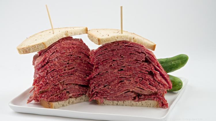 Carnegie Deli coming back for seconds, thanks to Goldbely