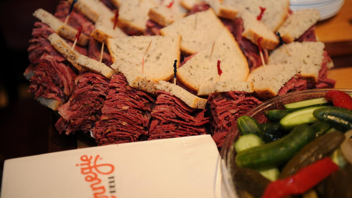 Carnegie Deli coming back for seconds, thanks to Goldbely - New York on