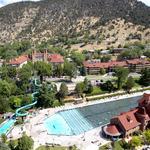 Glenwood Hot Springs not buying historic hotel