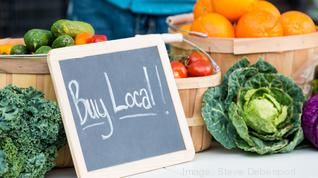 Do you prefer to buy locally produced goods?
