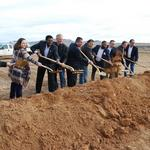 Ground breaks on Los Lunas project that could attract thousands of jobs