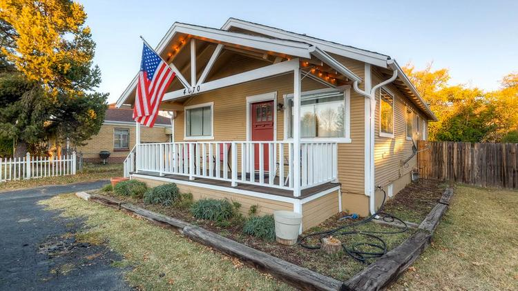 Denver area ranks high in the U.S. for competition in buying homes.