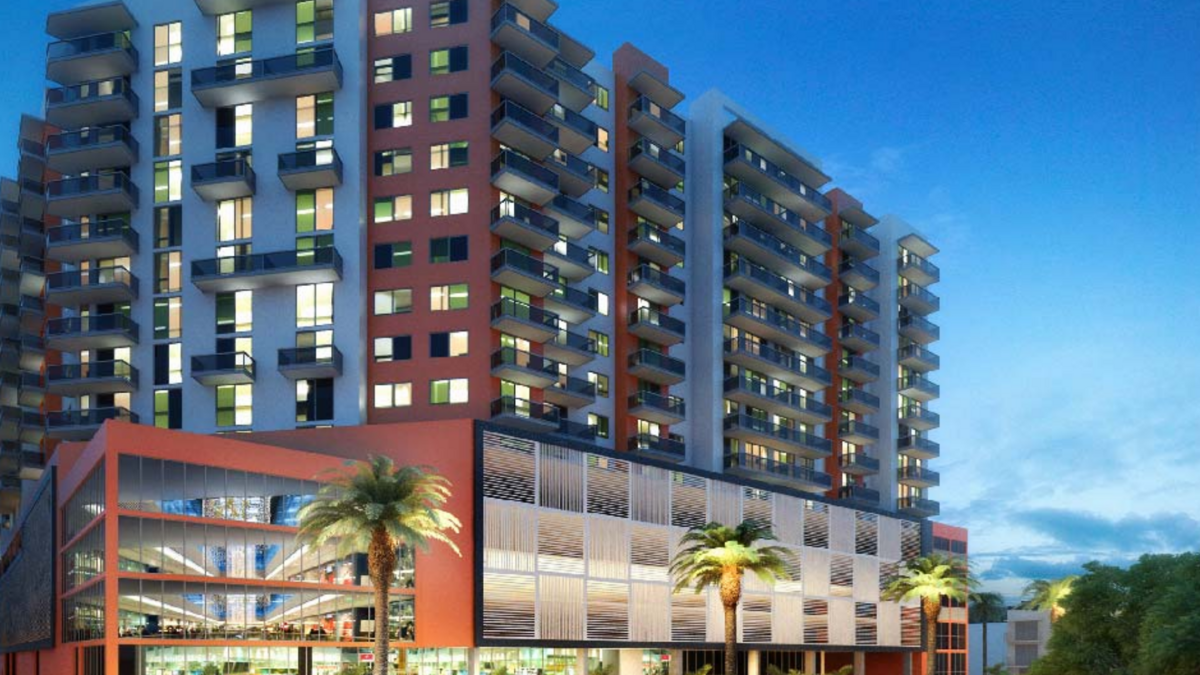 H3 Hollywood Condo Sold To Lb Construction At Foreclosure Auction South Florida Business Journal