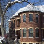 Home of the Day: Turreted Brownstone