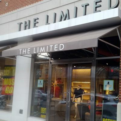 The Limited closing all stores