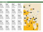 The many millionaires among us: Metro Denver's wealthiest ZIP codes (Interactive table)