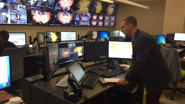 All Hands And Security Cameras On Deck For Mgm