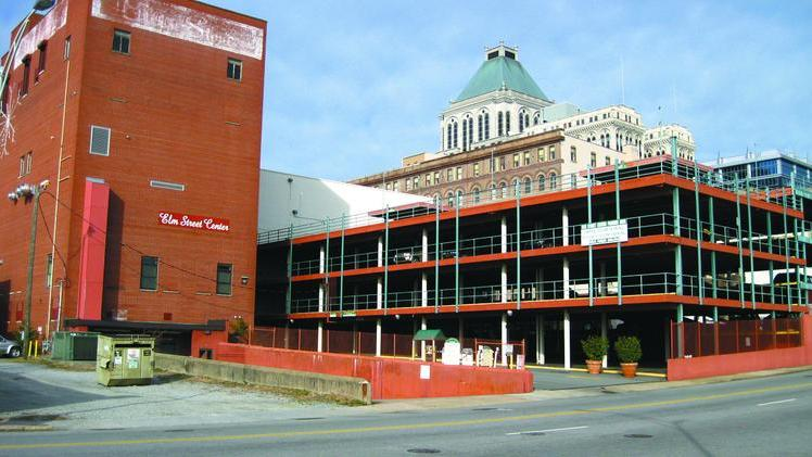Westin Hotel Coming To Downtown Greensboro Triad Business Journal