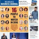 Milwaukee Business Journal covers from 2016: Year in Review