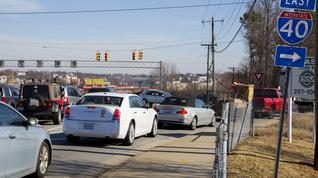 Which of the Triad's five busiest intersections do you think is the worst?