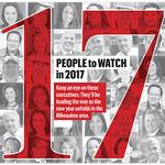 No down time for these 17 execs; stay tuned for 2017