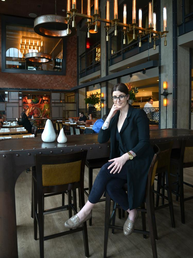 Designer Whitney Johnson Puts Her Mark On Sacramentou0027s Urban Eateries