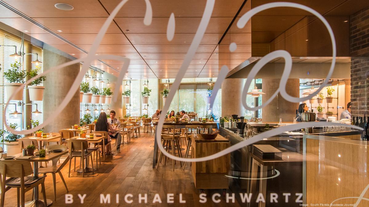 Schwartz s fi lia offers fresh italian fare in a rustic