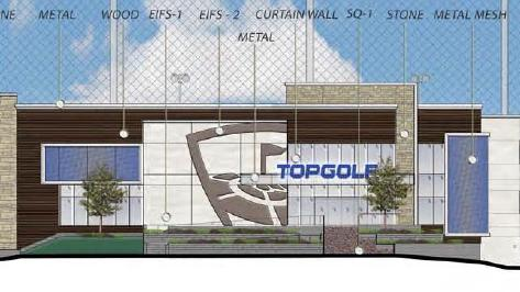 Topgolf proposed near Dolphin Mall in Miami at Beacon Lakes by Prologis - South Florida Business Journal