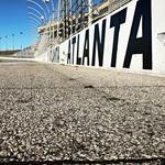 Atlanta Motor Speedway getting repaved