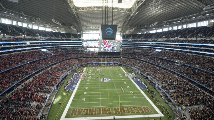 Cotton Bowl Sees Lowest Attendance In 19 Years Milwaukee