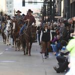 Stock show parade through downtown Denver is canceled (Photos) (Video)