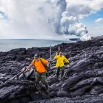 Hawaii Volcanoes National Park opens new lava viewing area following incident