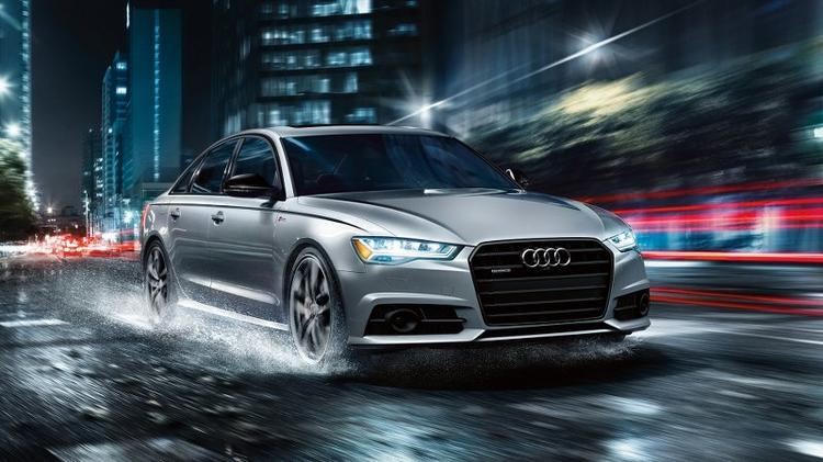5 Luxury Car Audi A6 2016 Registrations 135