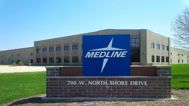 Medline Industries building huge Cecil County distribution