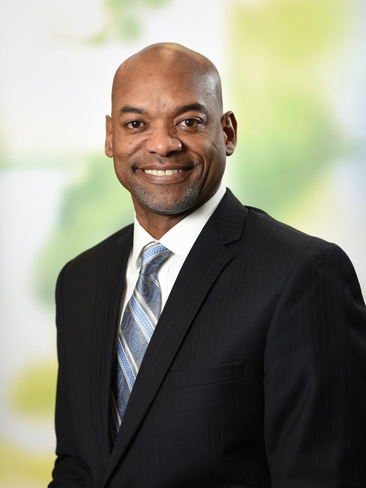 Ken James is Mercy Health's interim CEO of the system's hospitals in Anderson Township and Clermont County's Batavia Township.
