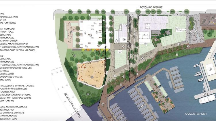 MRP wants more retail and floating docks at Capitol