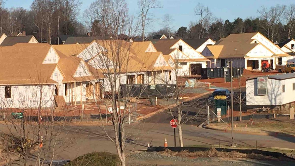 Twin Lakes Community adds 22 garden homes - Greensboro - Triad ...