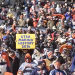 New president will call next play for UTSA football