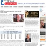 DBJ partners with top business law publication in Texas